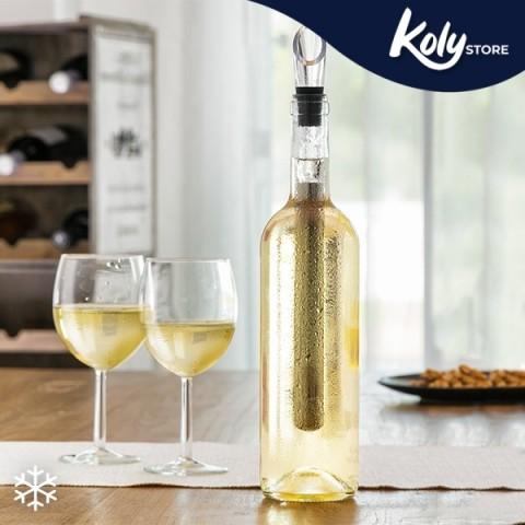 Refrigerante per Vino con Aeratore