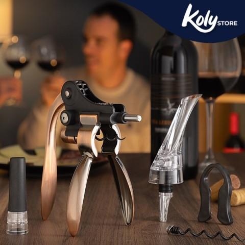 Set di Accessori per il Vino Servin 5...